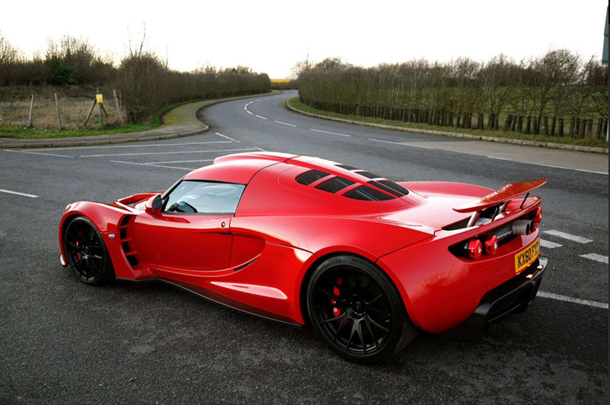 Hennessey Venom Gt The Fastest Supercar In The World
