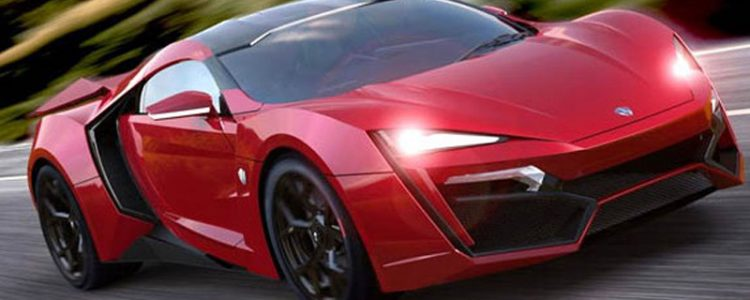 Lykan HyperSport Will Cost $3.4Million