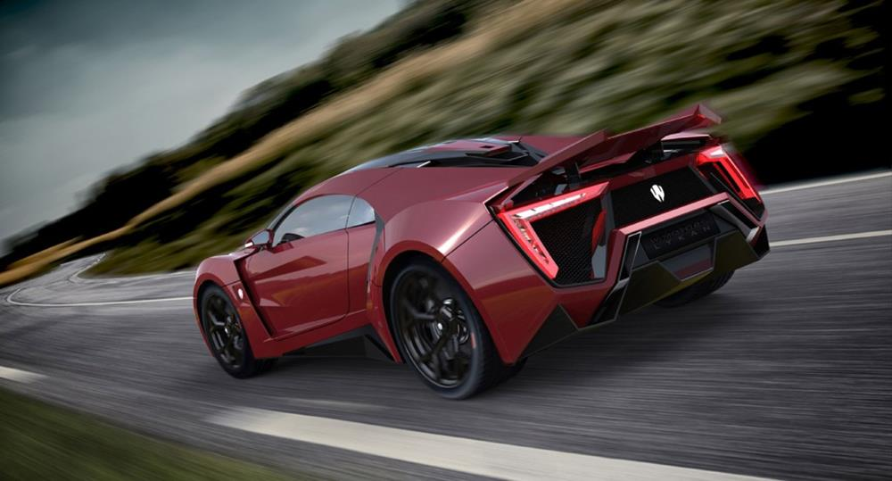 lykan hypersport by w motors third most expensive car ever made with diamonds in the techreader. Black Bedroom Furniture Sets. Home Design Ideas