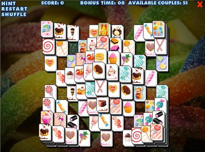 candy-mahjong