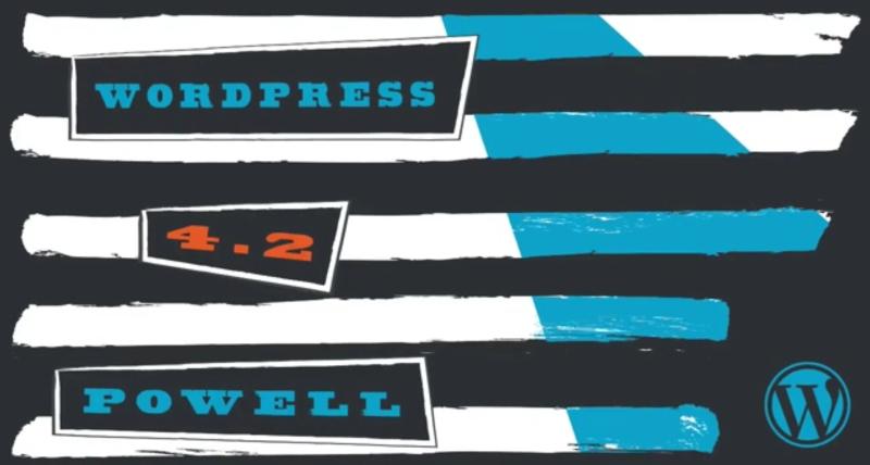 4.2 wordpress update