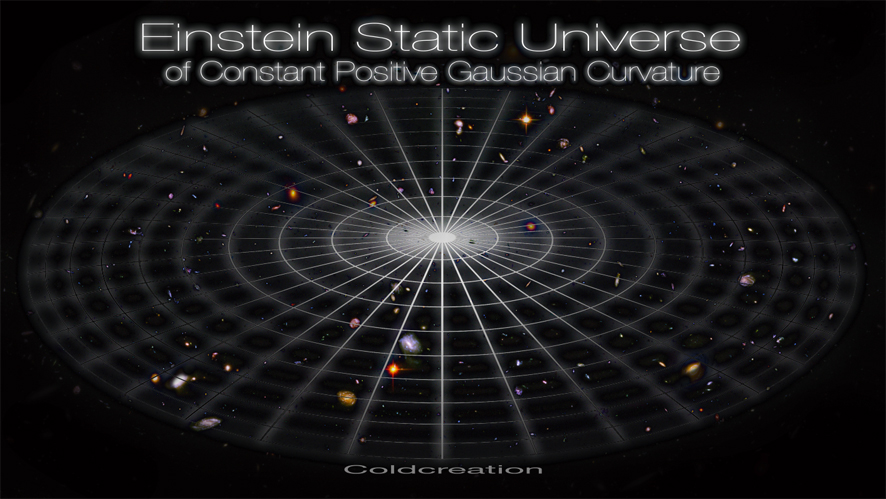 Static universe models fit observational data better than expanding universe models