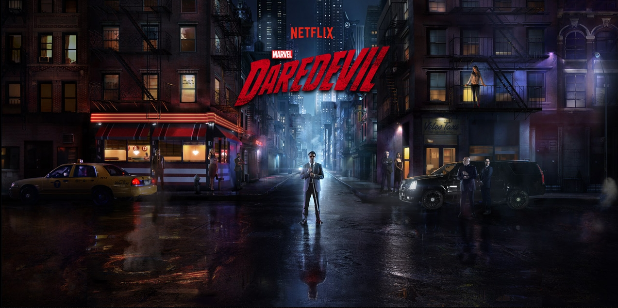 Marvel's Daredevil Poster