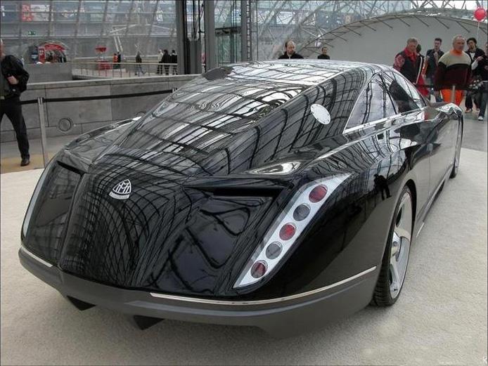 Car Maybach Cost