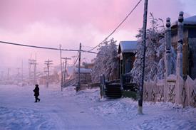 Verkhoyansk, Sakha Republic, Russia and Oymyakon, Sakha Republic, Russia
