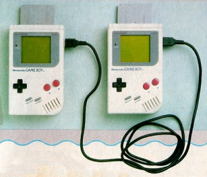 There was a Nintendo adapter for 4-person multiplayer