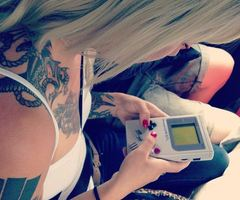 Almost half of Game Boy fans were female!
