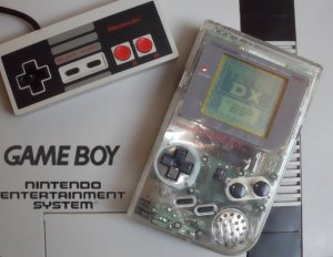 The original Game Boy was many times faster than the original Nintendo!