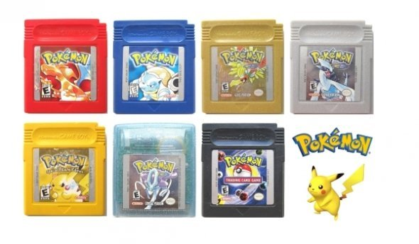 Pokemon was inspired by Game Boy, not the other way around