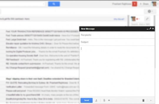 hate gmail new compose