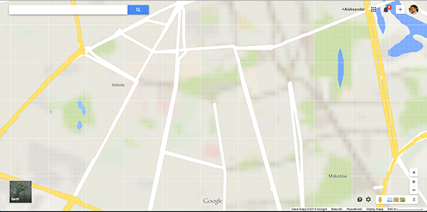 google maps slow
