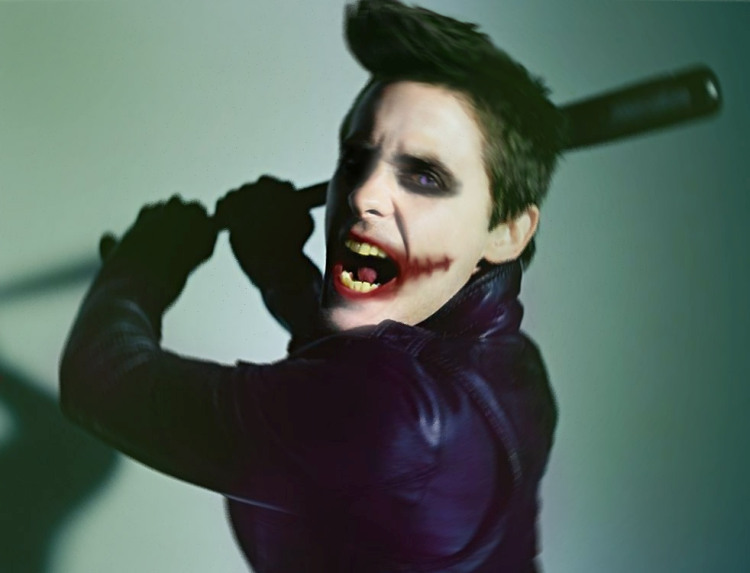 Jared Leto Revealed As The Joker In The New Batman Movie
