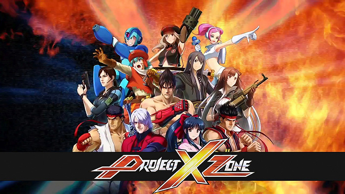 project x zone game