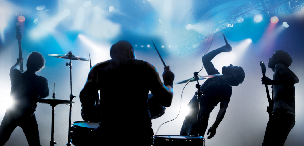 rock band 4 game to have future virtual reality capabilities how