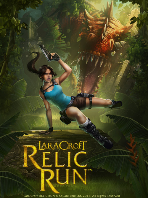 tomb raider relic run lara croft 3