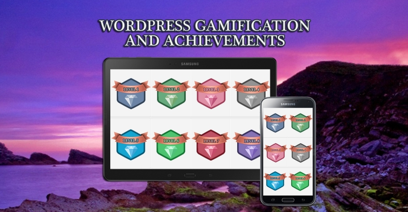 wordpress gamification banner