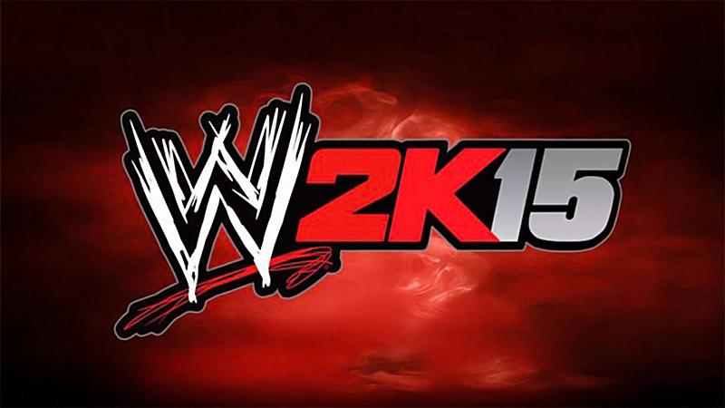 wwe2k15 logo