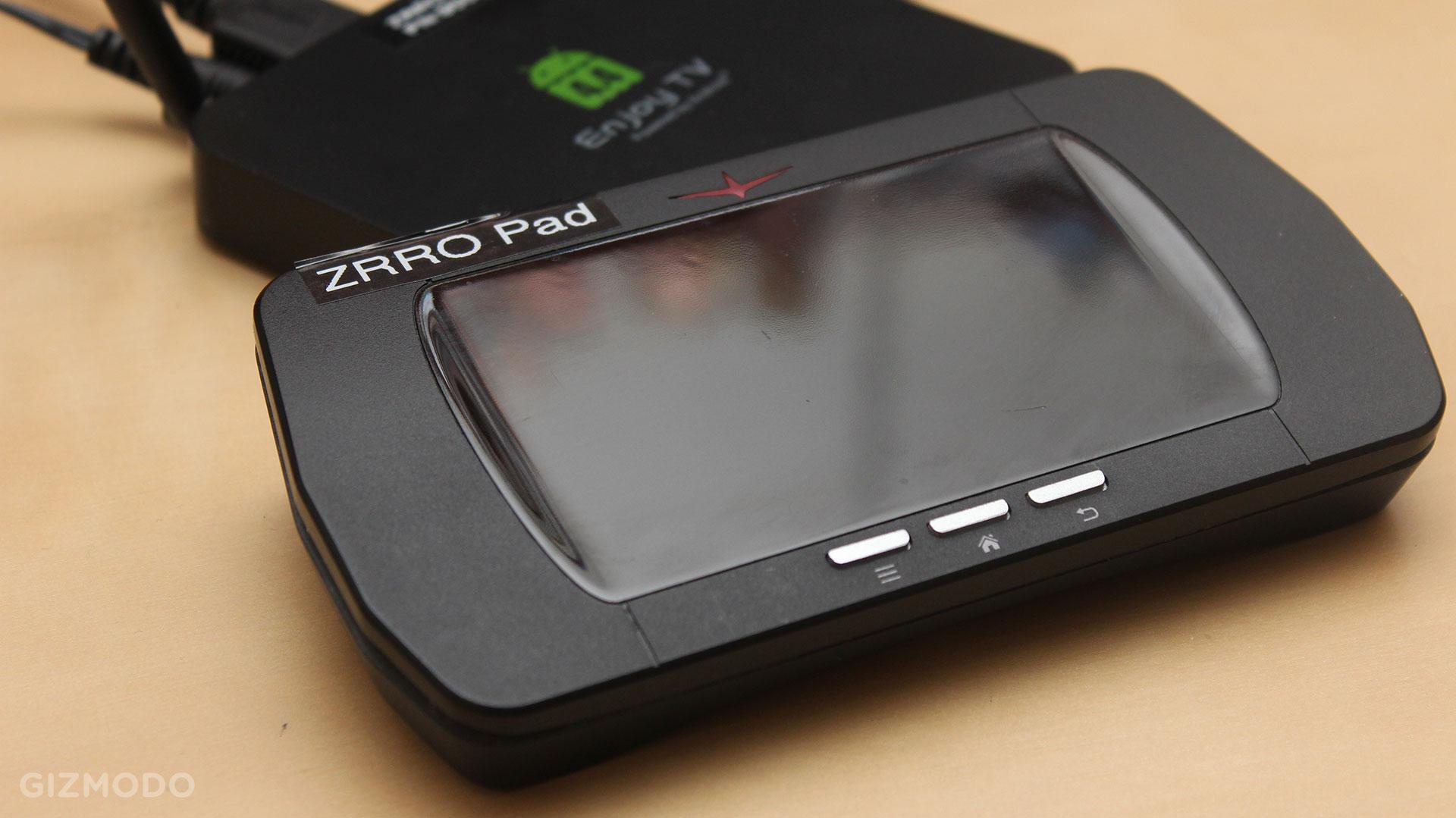 zrro gamepad