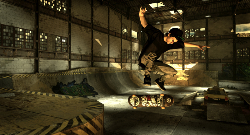 Tony Hawk Pro Skater 5 Screen 1