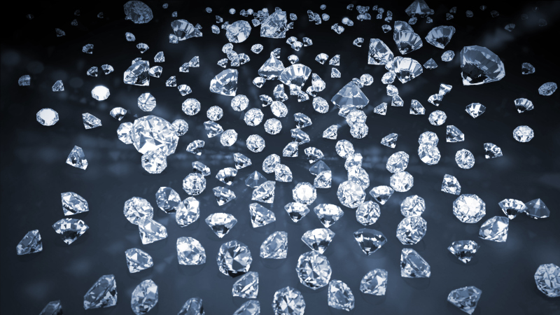 diamonds the most plentiful rock on earth 3