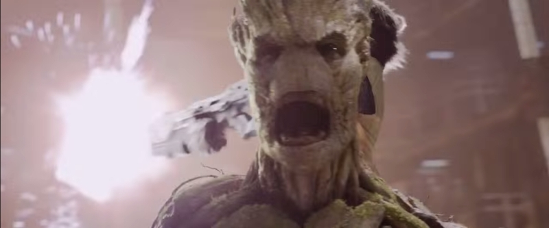 guardian of the galaxy movie groot