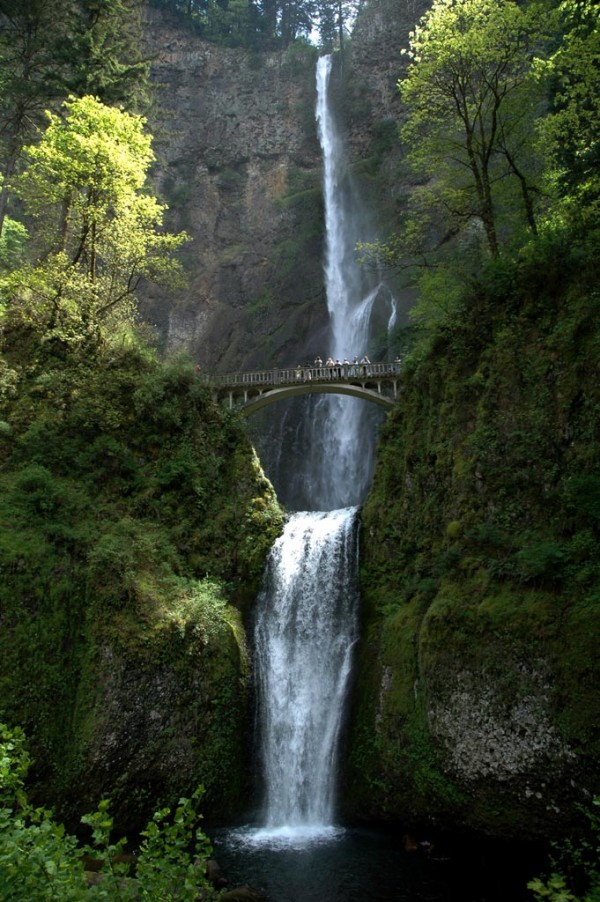 Multnomah Falls, Oregon, United States Waterfall