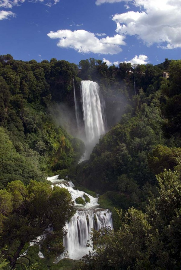 Cascata delle Marmore, Italy Waterfall