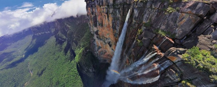 Angel Falls Venezuela Top View