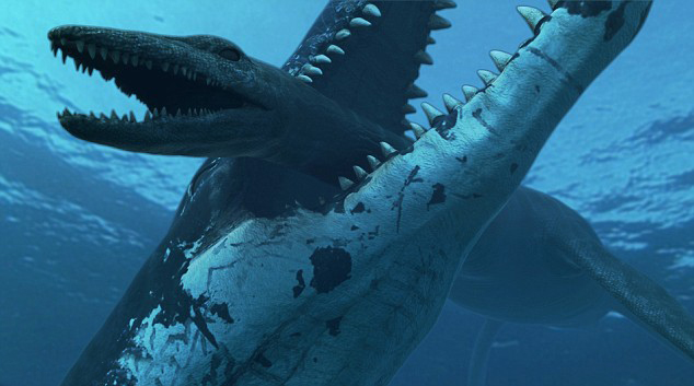 Even an extinction-level event would not have destroyed the dinosaurs who lived in the deep-ocean