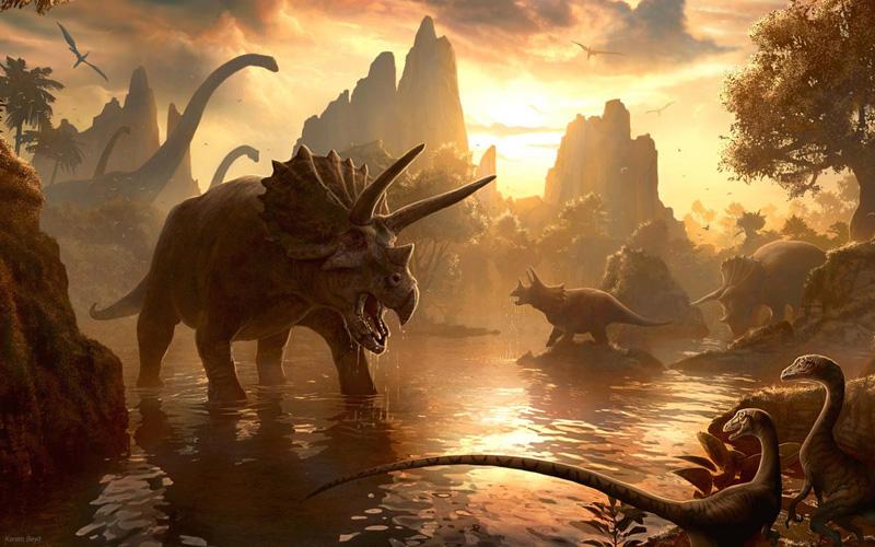 dinosaurs theory