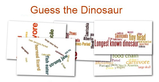 There is more evidence for the presupposition of dinosaurs than the other way around