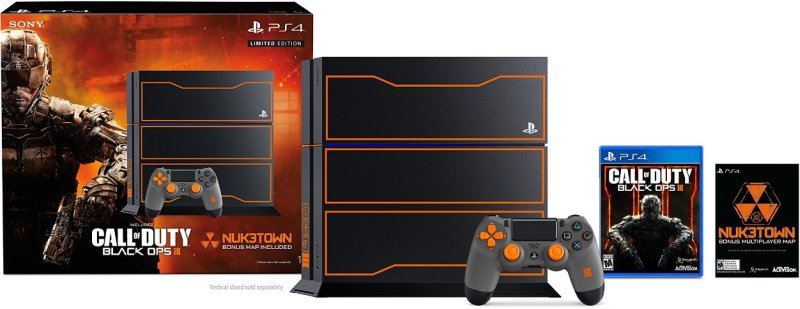 Black Ops 3 Playstation 4 1TB PS4 Bundle