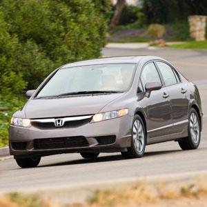 Normal Car (Honda, Mazda, Etc.)