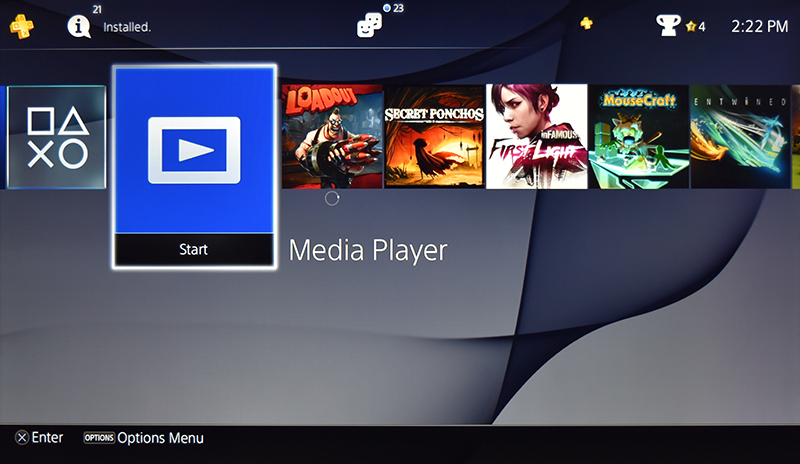 PS4 DLNA Support Update: Works, Barely, But Very