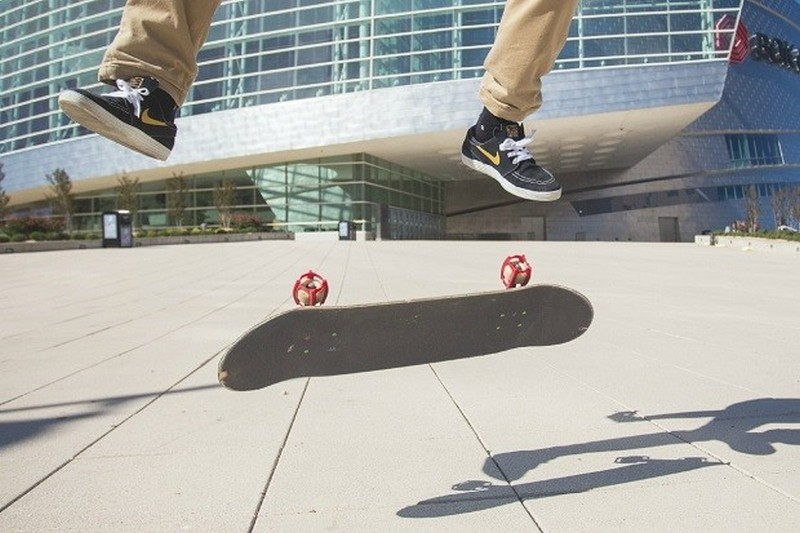 learn skateboard tricks