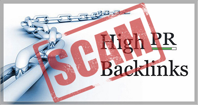 seo scam backlinks