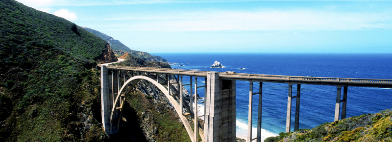 The Pacific Coast Highway (PCH)