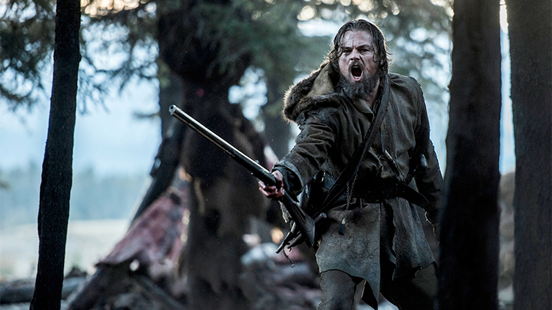 The Revenant 2015 Movie 1