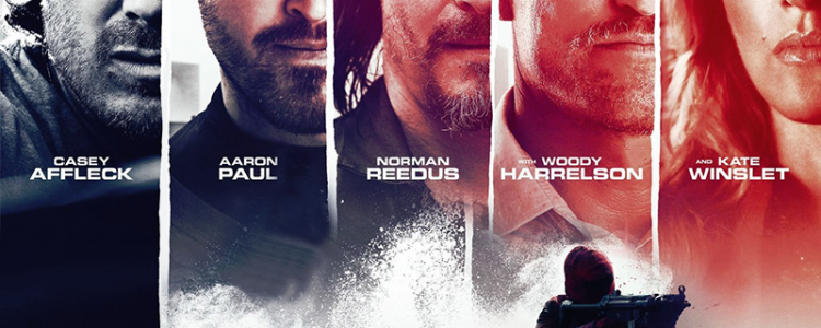 triple 9 uk movie poster