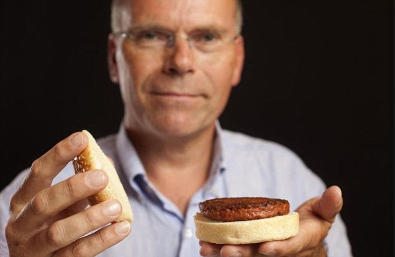 Laboratory Hamburger Grown by Stem Cells - $332,000 each