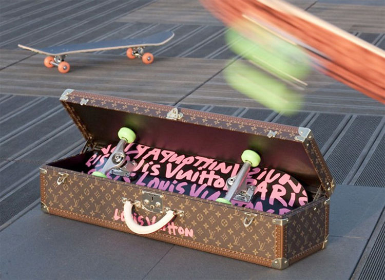 Louis Vuitton Skateboard – $8,250