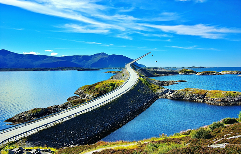 top ten most awesome and unusual bridges that you can hardly believe actually exist