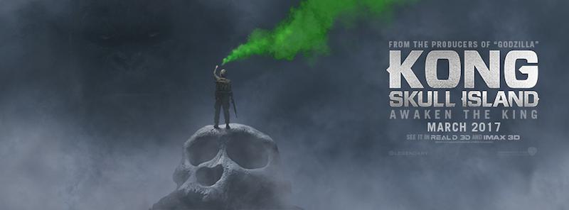 Kong: Skull Island Awaken The King
