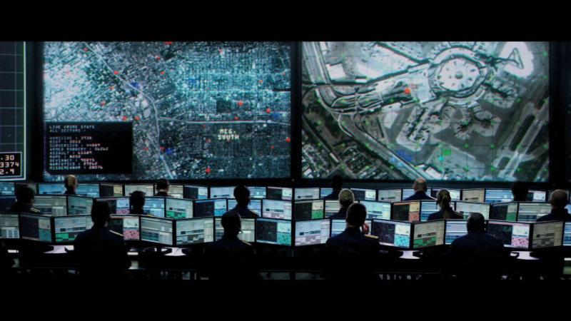 public surveillance