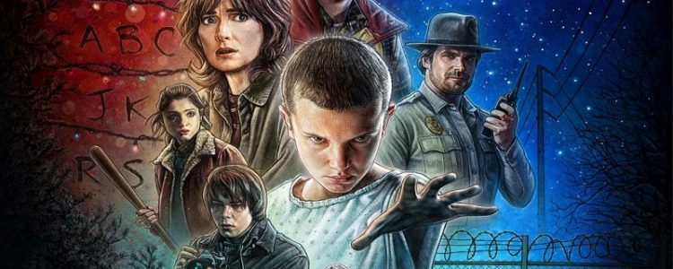stranger things show cover