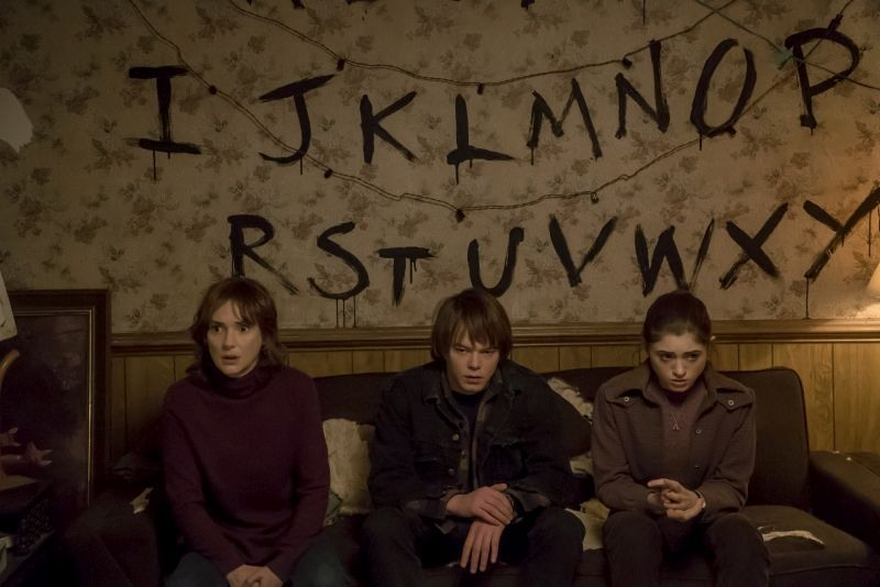 stranger things show screenshot 6 room
