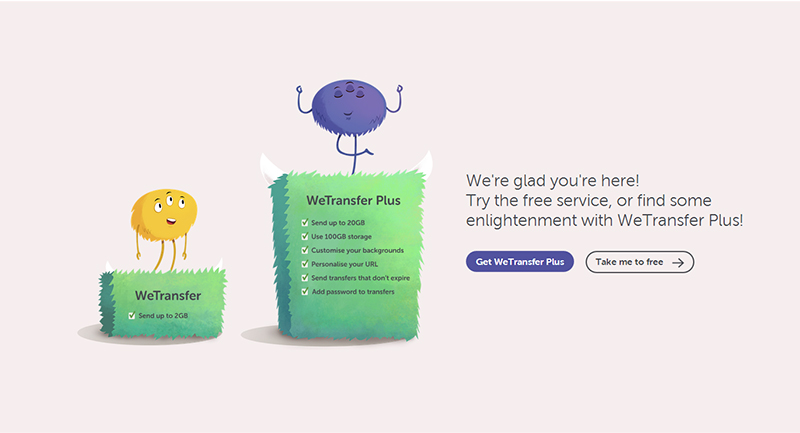 wetransfer-screenshot