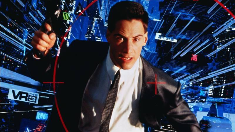 Johnny Mnemomic (1995)