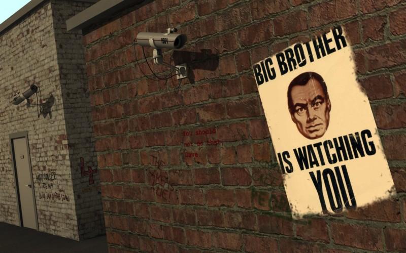 1984-orwellian big brother