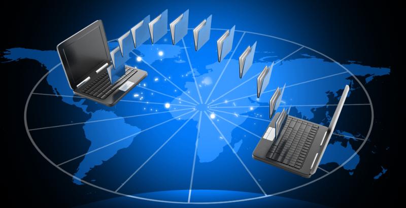 peer to peer filesharing